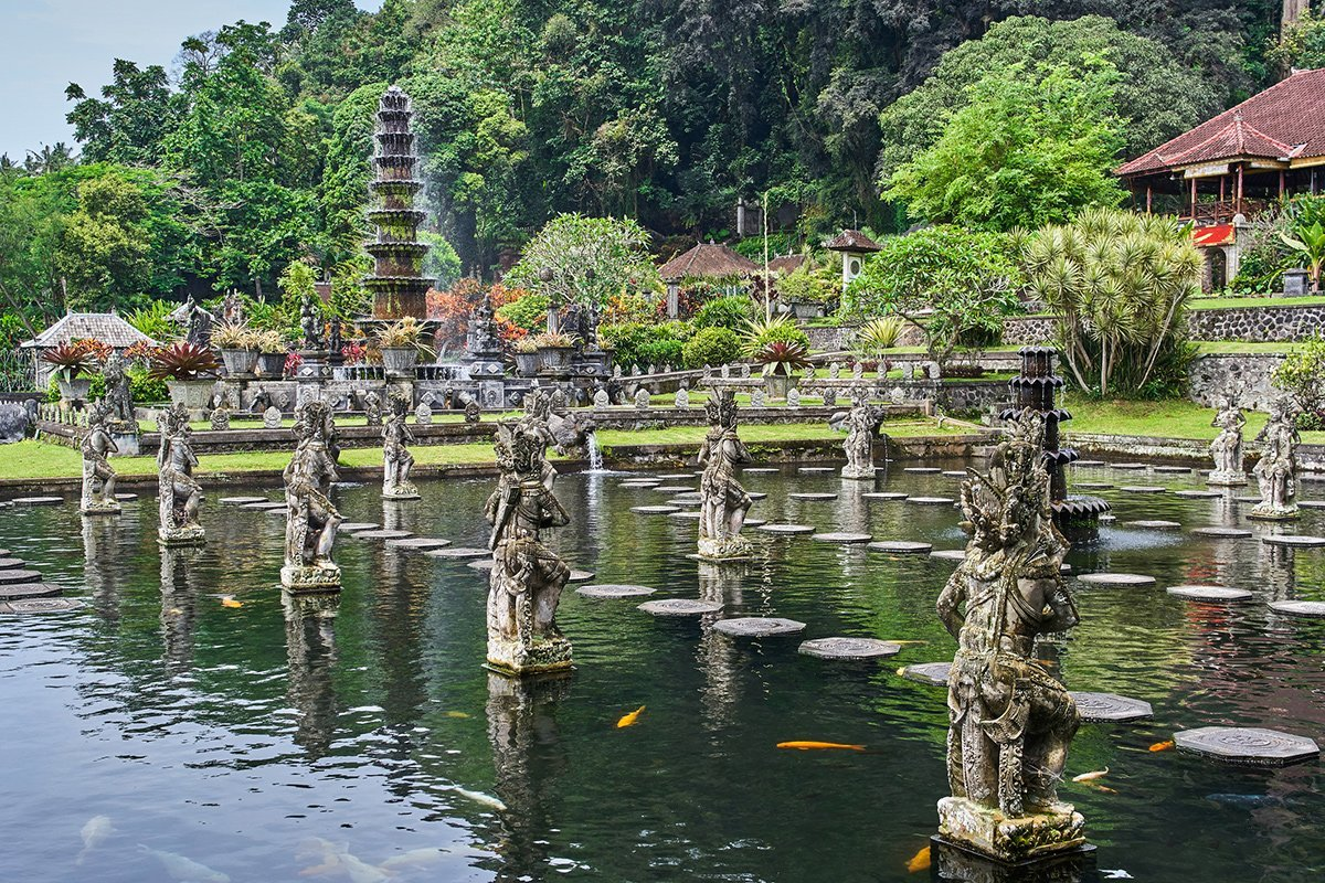 Tirta Gangga Royal Water Garden: Classics And Hidden Gems In Bali